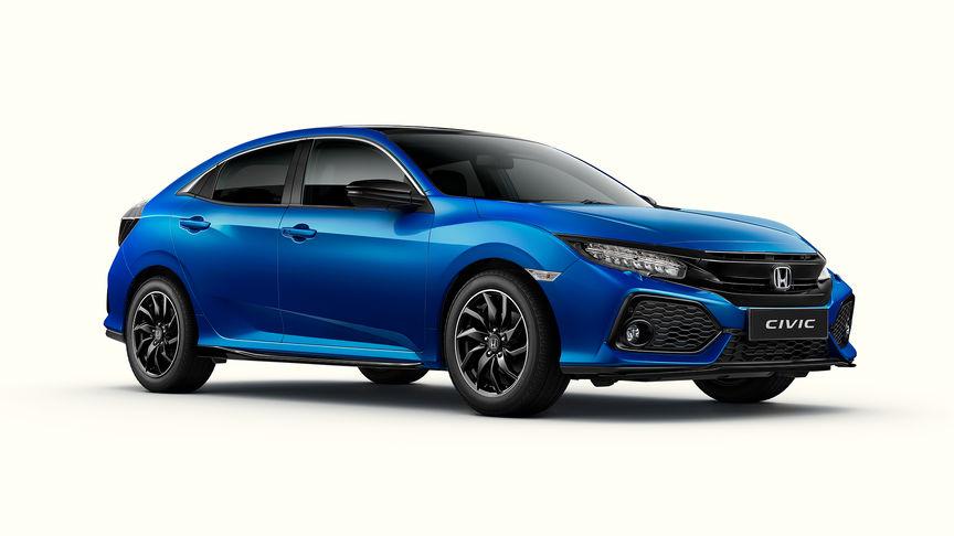 Honda Civic 5d Akcesoria Do Hatchbacka Honda Pl