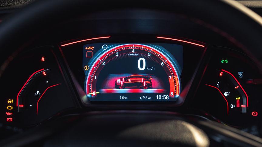 Honda Civic Type R Moc Silnika 2 0 Vtec Turbo Honda Pl