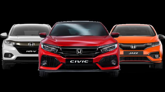 Samochody Osobowe - Odkryj Nowe Auta | Honda PL