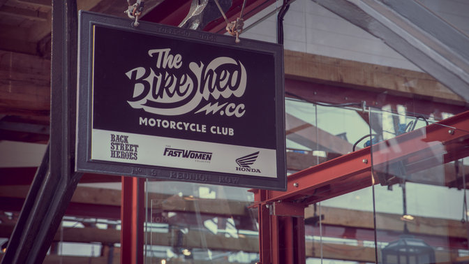 The Bike Shed Show.