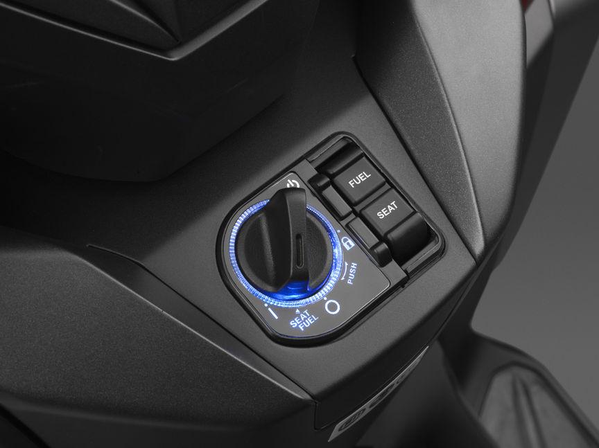 Forza 125, Smart Key